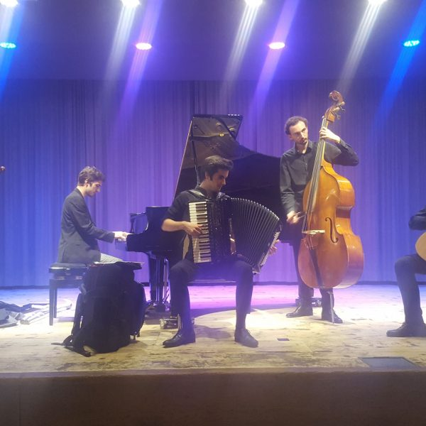 Groovin'Tango Quintett