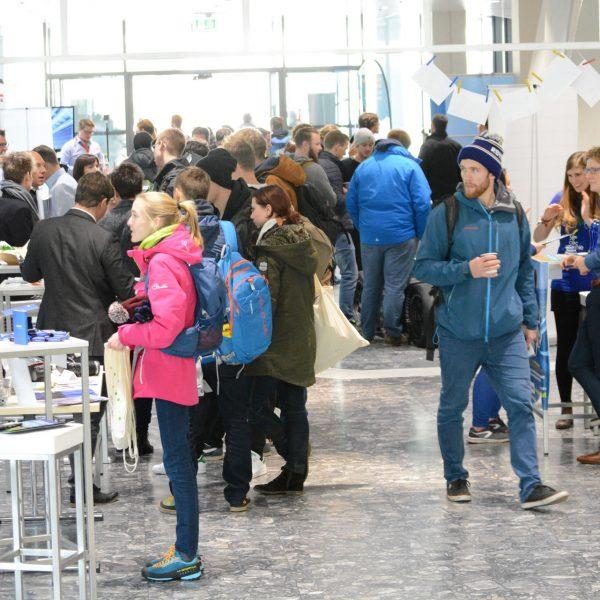 KarriereGipfel Universität Innsbruck
