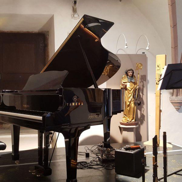 Konzertreihe im historischen Kreuzgang Augustinermuseum