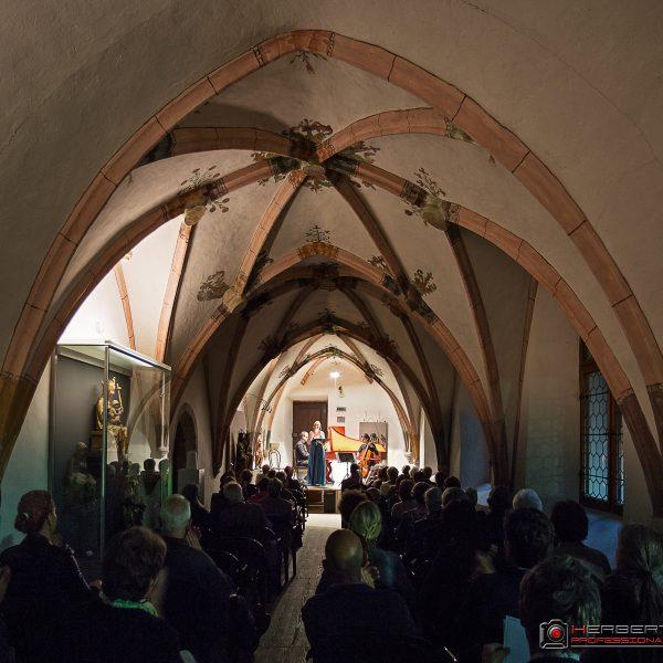 Konzertreihe im historischen Kreuzgang des Augustinermuseums in Rattenberg